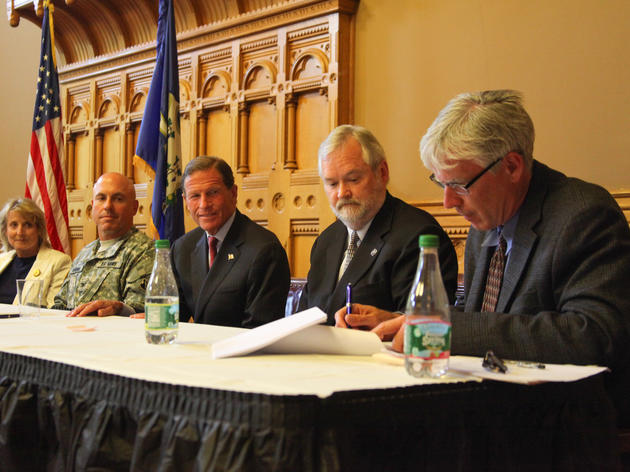 Audubon Connecticut and US Army Corps Of Engineers Announce Establishment of In-Lieu Fee Program
