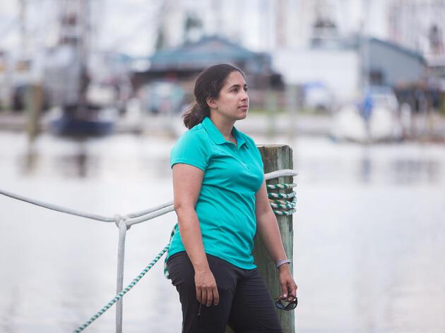 Audubon Spotlight: Victoria Vazquez Is Future-Proofing the Texas Coast