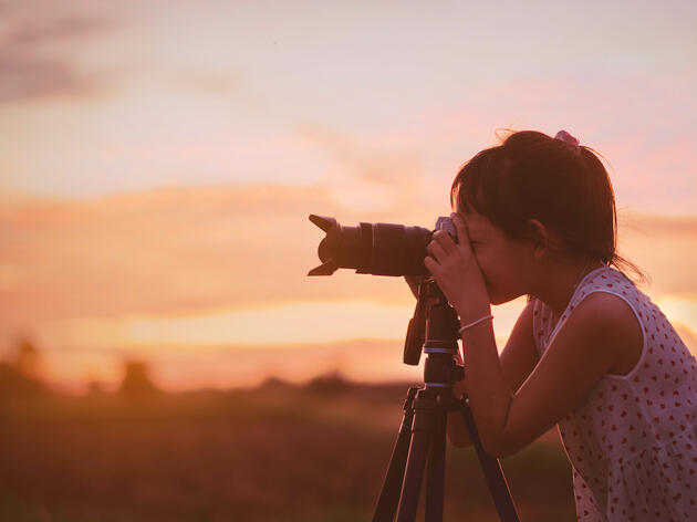 How to Unlock Your Child's Creativity and Confidence through Nature Photography