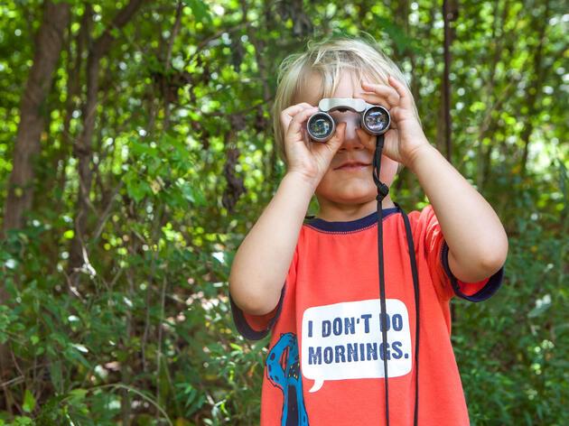 Birdist Rule #7: Take a Kid Birding