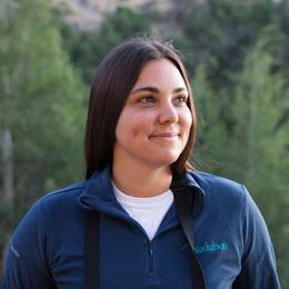 Brooke Bateman. Brooke Bateman. Camilla Cerea/Audubon.