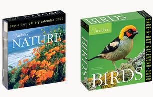 Audubon Calendars