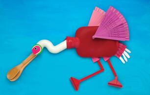 Reimagining the Roseate Spoonbill
