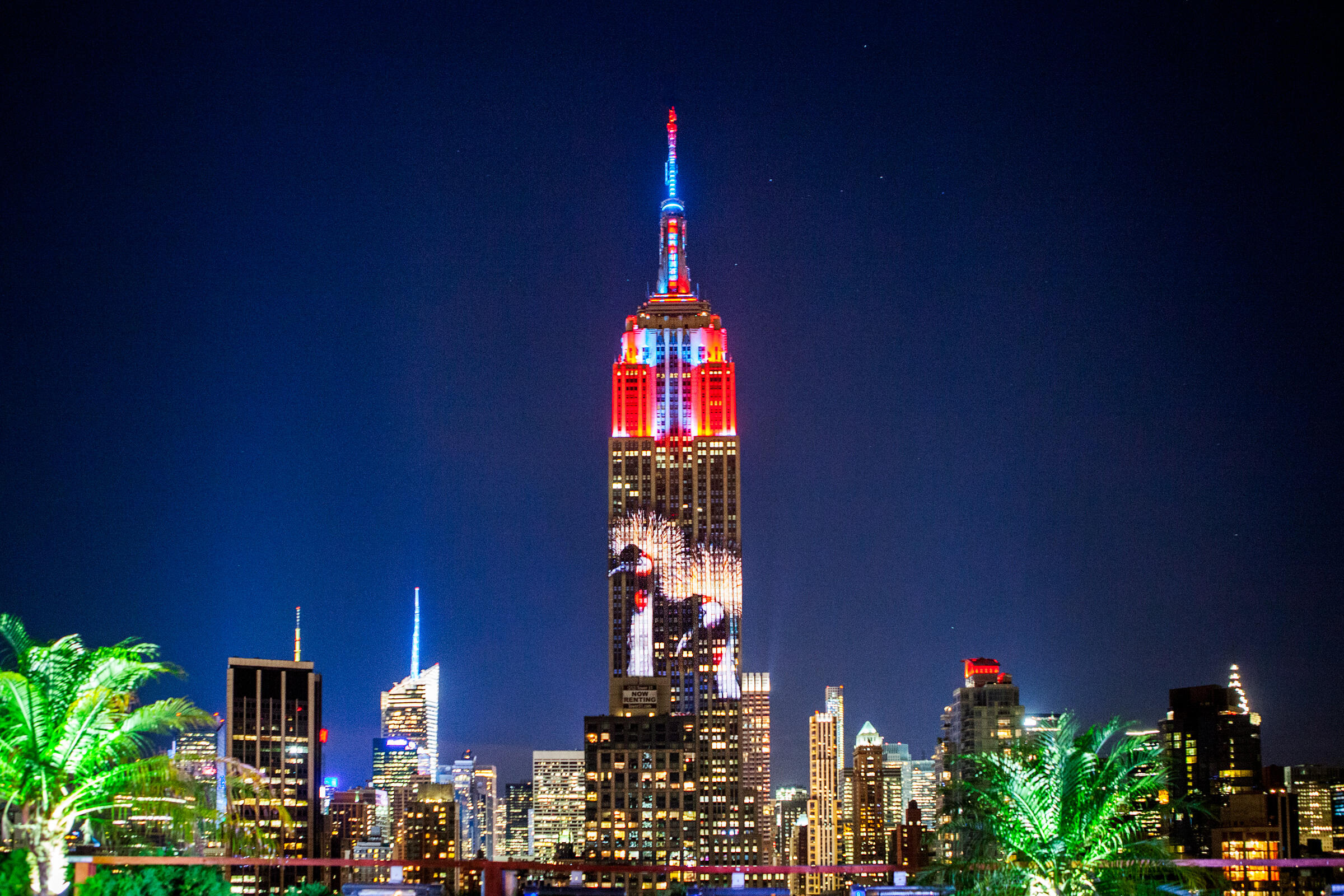 Endangered Species Take Over Empire State Building | Audubon