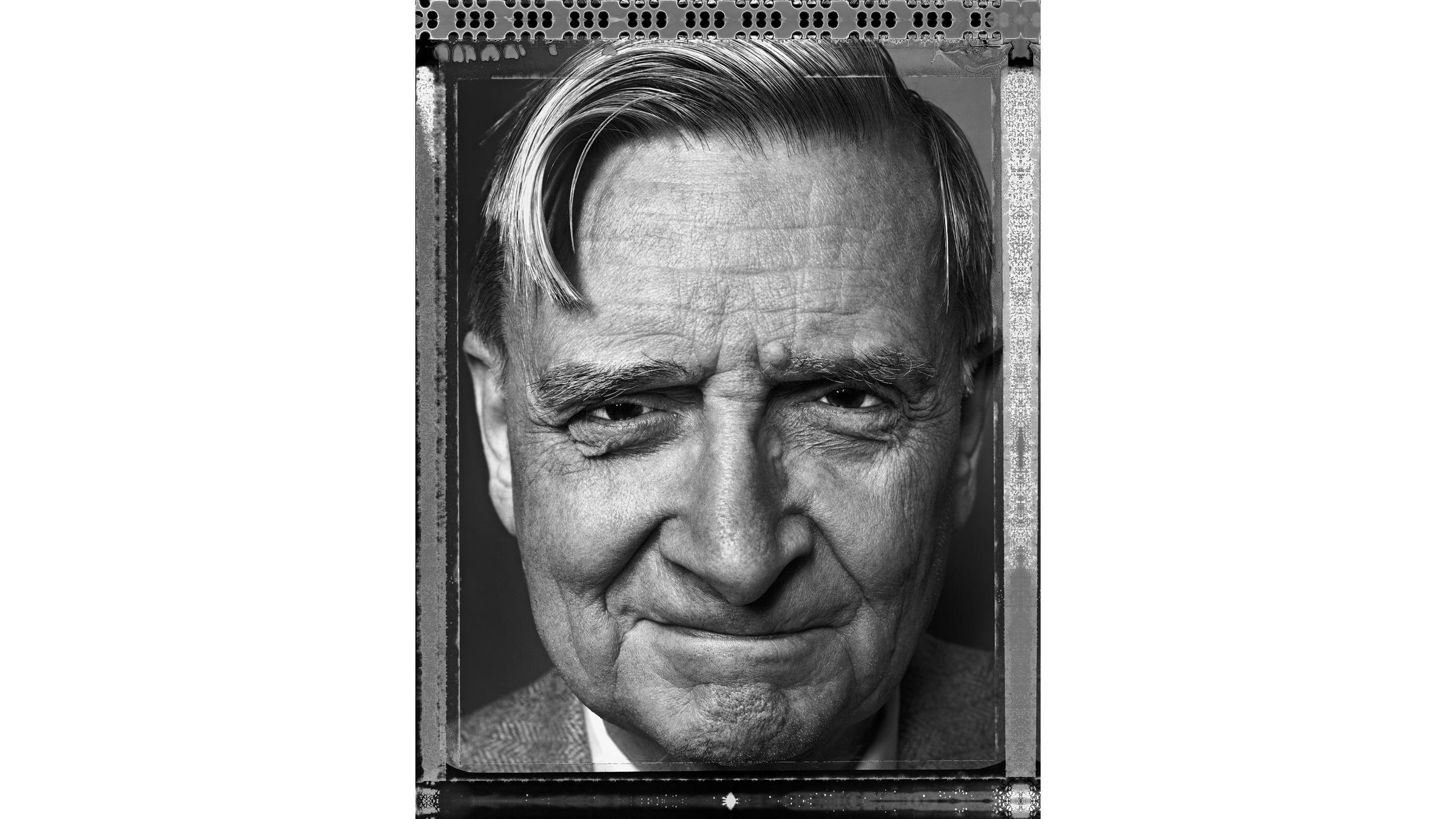 E.O. Wilson. Henry Leutwyler/Contour by Getty Images