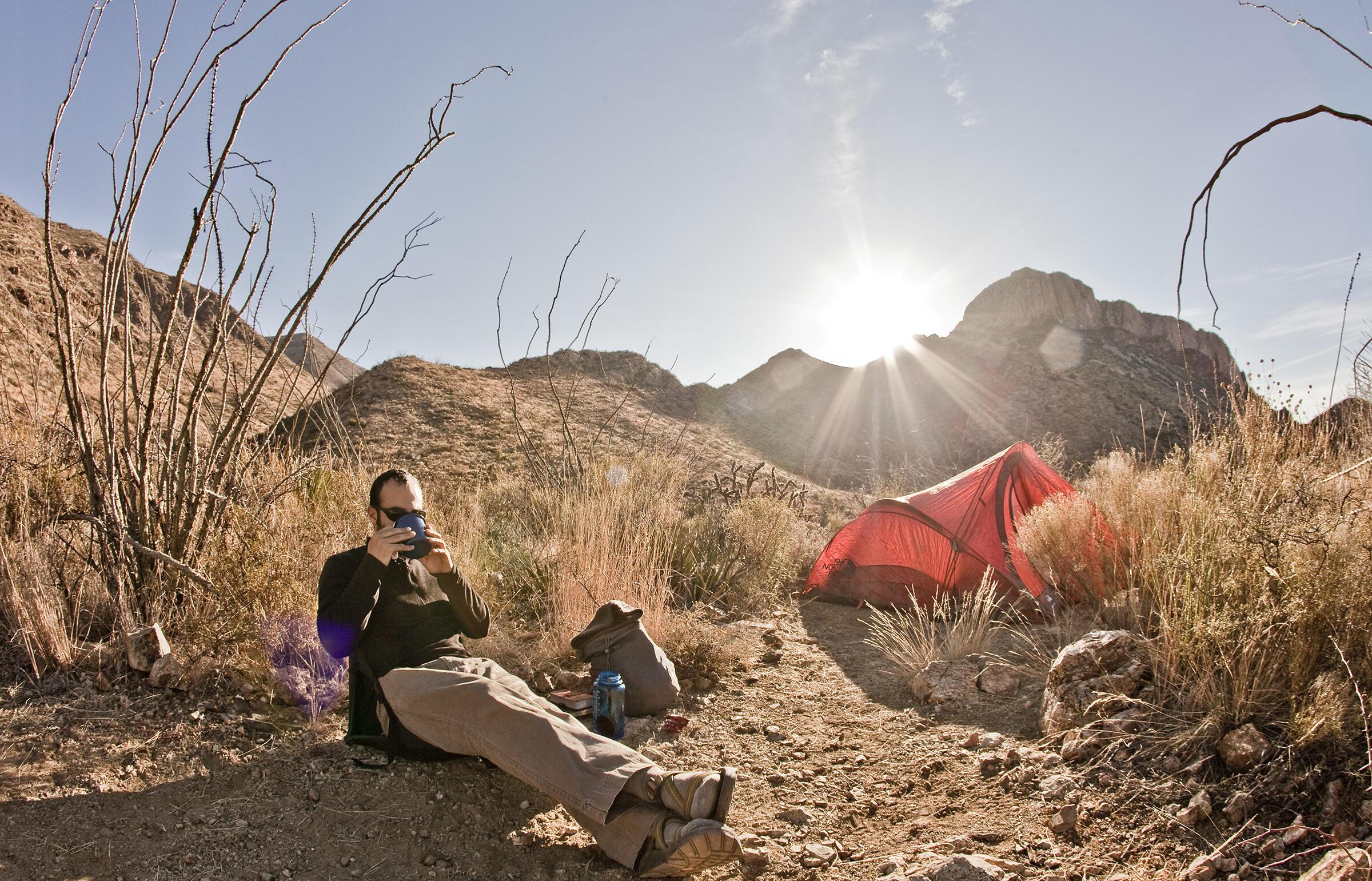 Dodson Trail, Big Bend National Park, Texas. Andrew R. Slaton/Tandemstock.com
