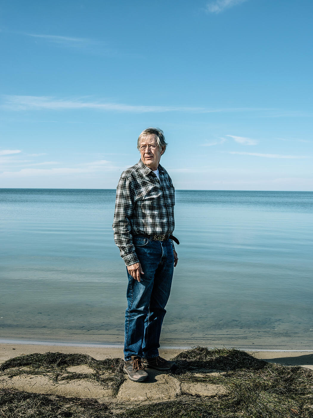 Dr. Stanley Riggs of Eastern Carolina University, has been studying the Outer Banks of North Carolina for many years, often battling locals and government officials on how to protect the islands from further damage. Greg Kahn