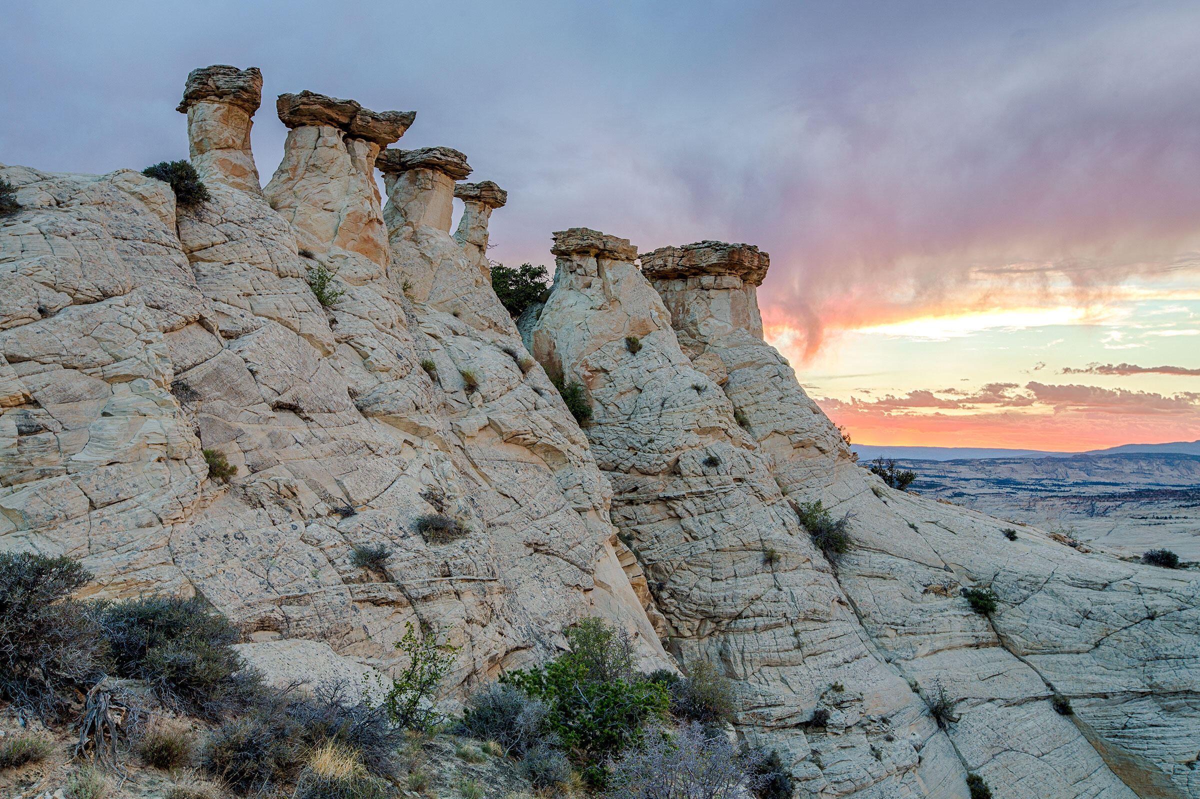 Grijalva says he'll examine the Trump administration's motivations for shrinking Grand Staircase-Escalante National Monument. Bob Wick/BLM