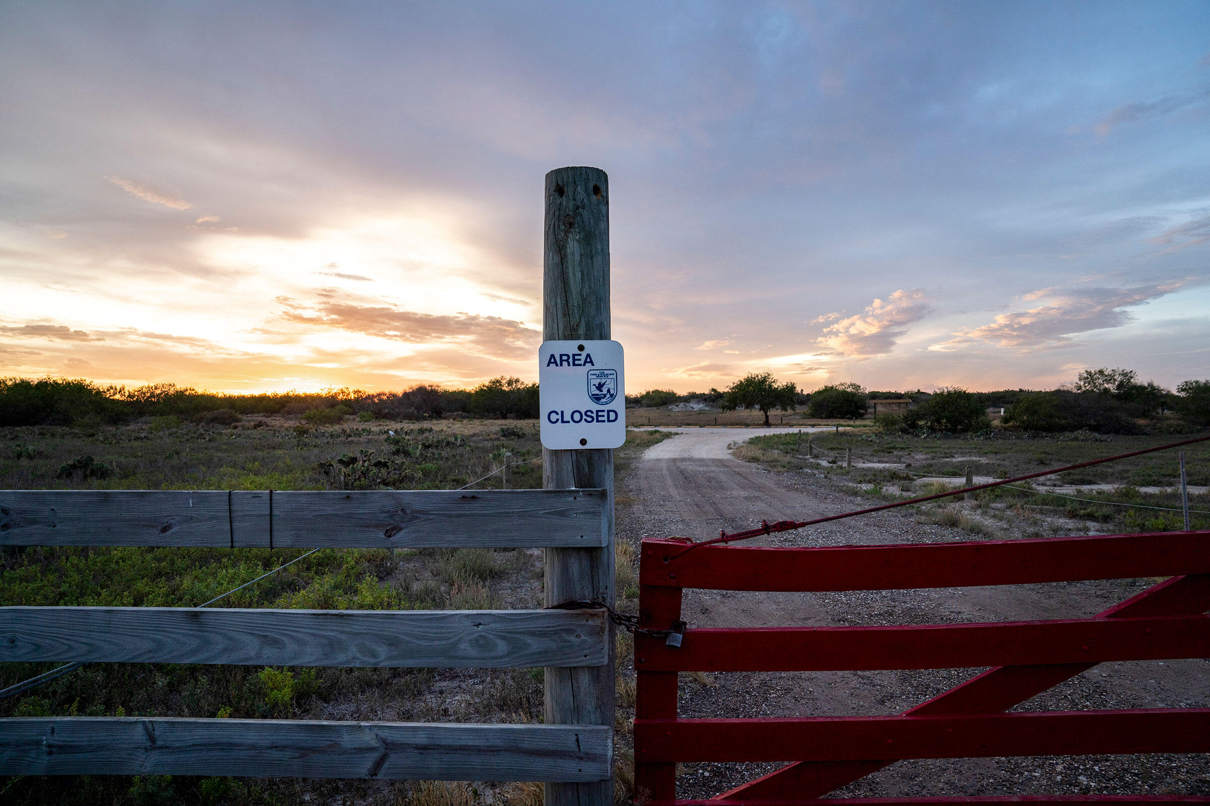 Two decades after it was acquired by the Laguna Atascosa refuge in Texas, the Bahia Grande unit remains closed to the public, largely due to insufficient funding. Verónica G. Cárdenas