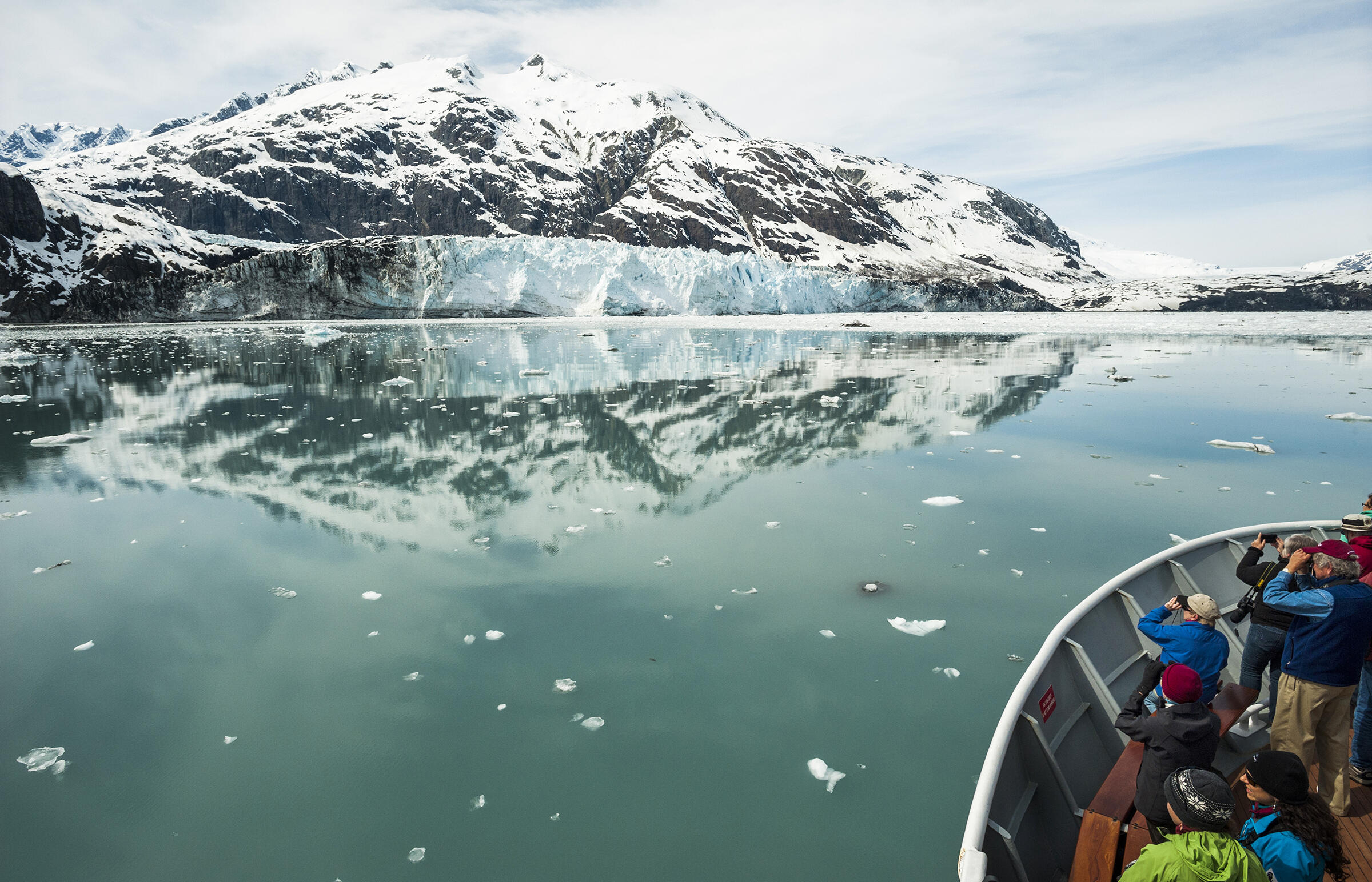 Glacier Bay National Park, Alaska. Jonathan Kingston/Tandemstock.com