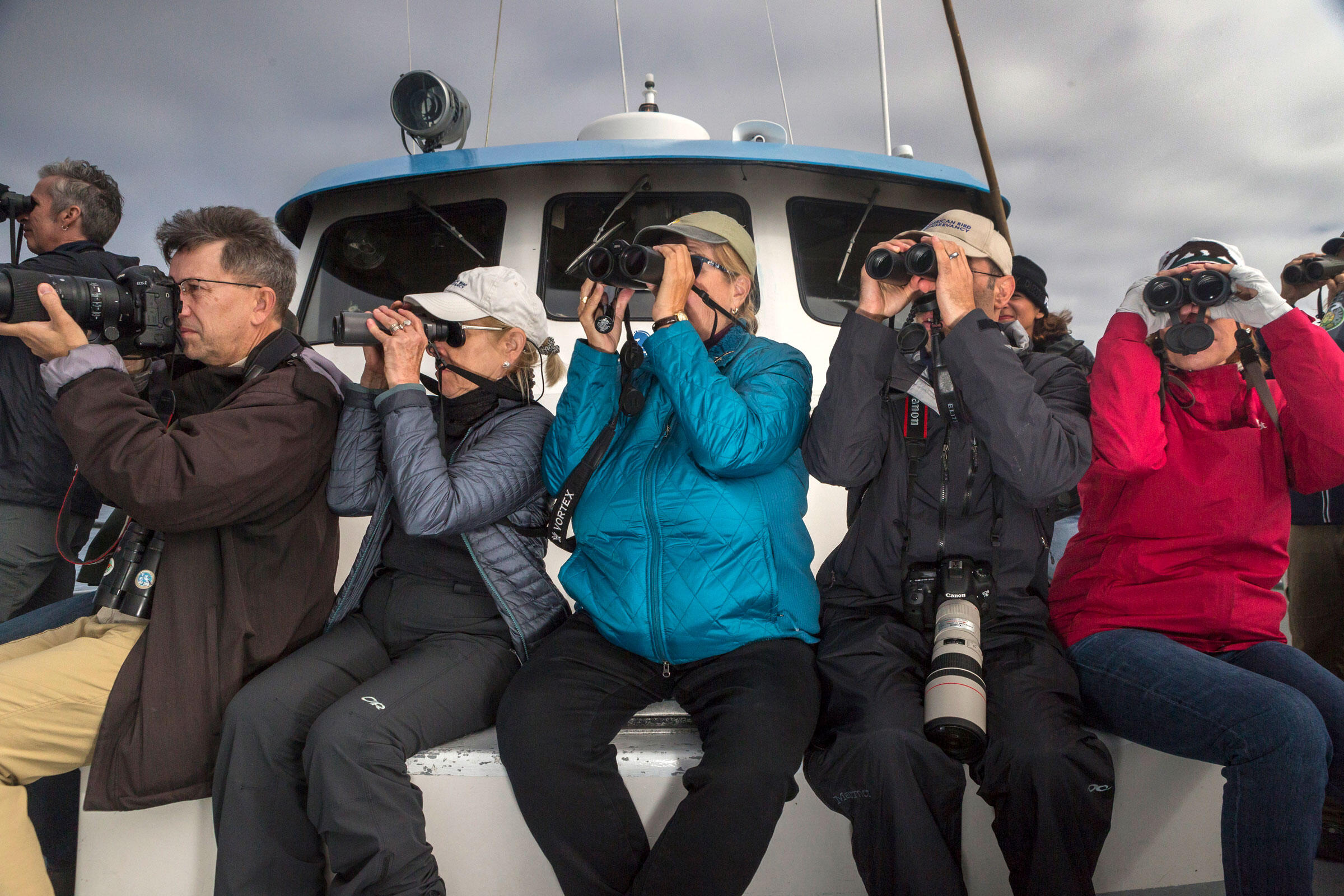 In its 44-year run, more than 67,000 people have taken a trip with Shearwater Journeys. Lauren Owens Lambert