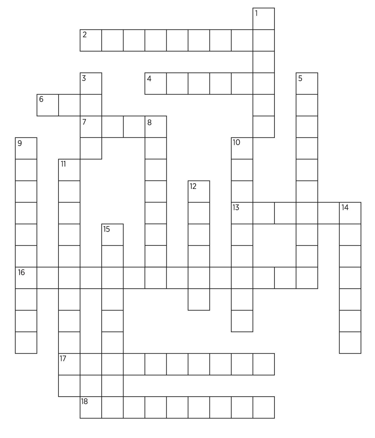 2020 Audubon Holiday Crossword Clues Audubon