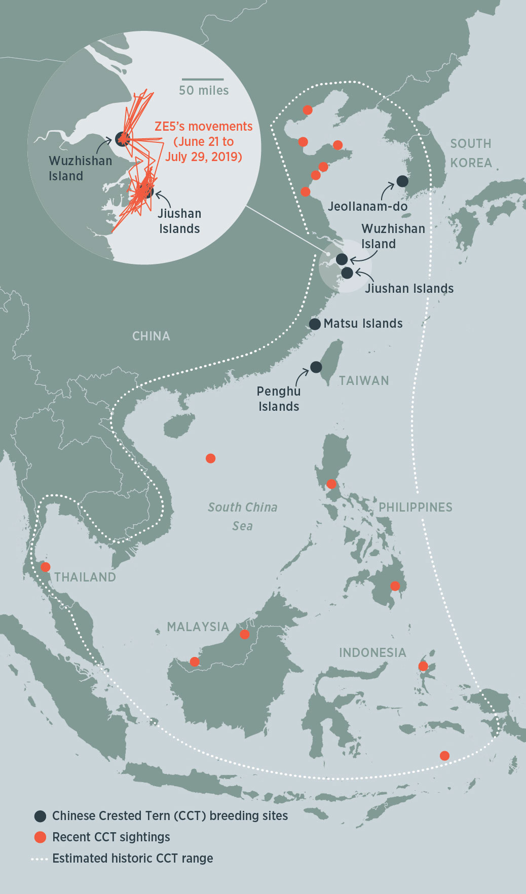 Map: Lucy Reading-Ikkanda