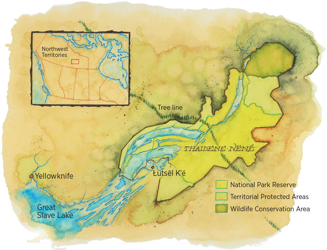 Map: Mike Reagan