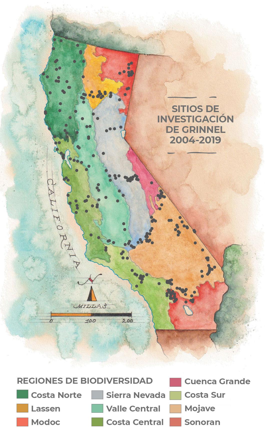 Mapa: Mike Reagan