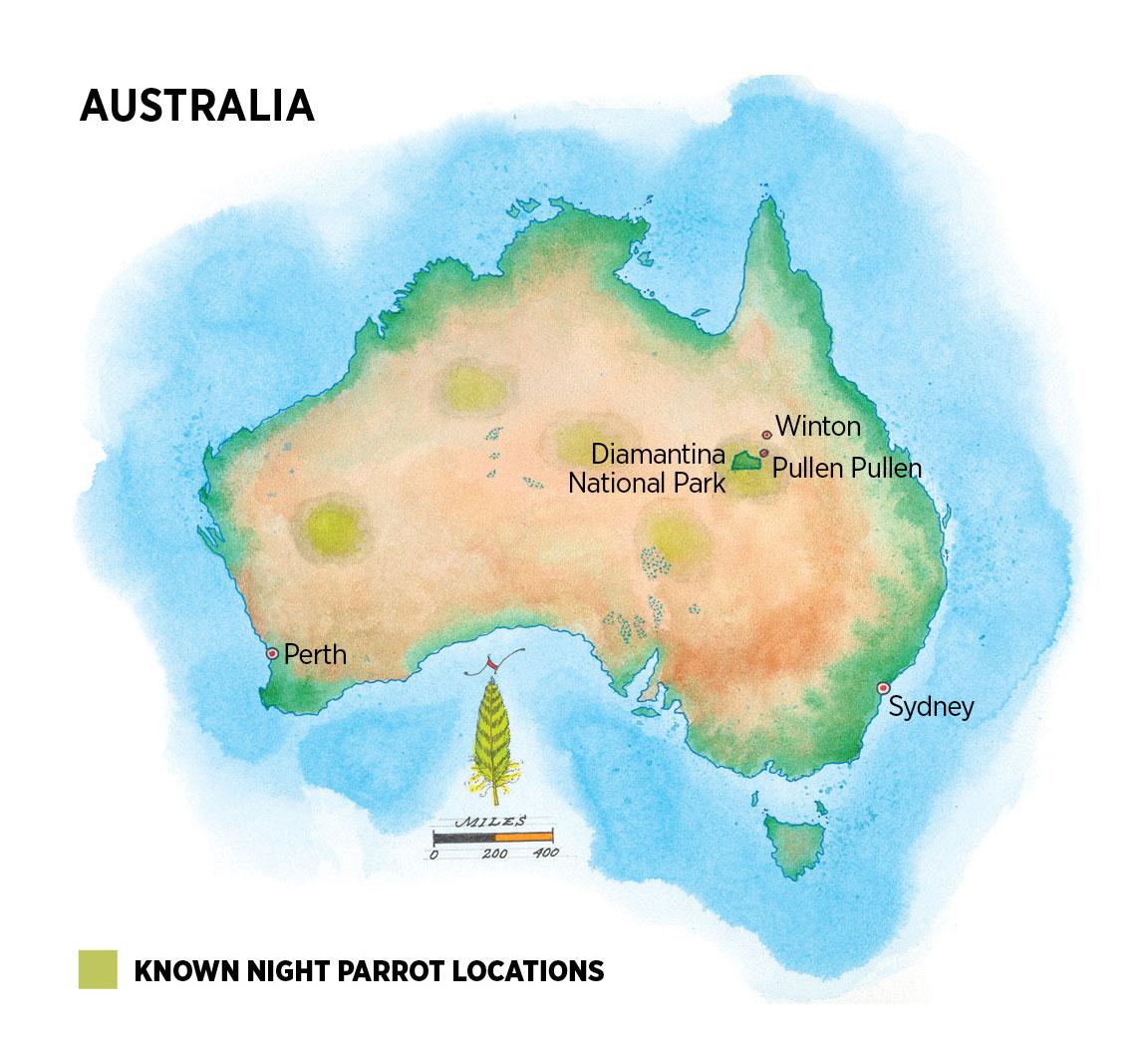 Map by Mike Regan